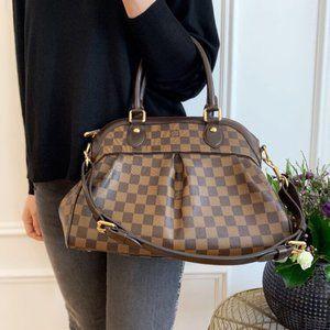 Louis Vuitton damier ebene Hand Bag Trevi PM